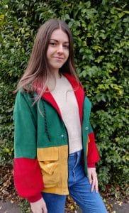 Eine Aufnahme von Silvia, der Betreiberin dieses Blogs.